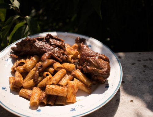 Corfu Must-Eats: Traditional dishes and Ginger Beer