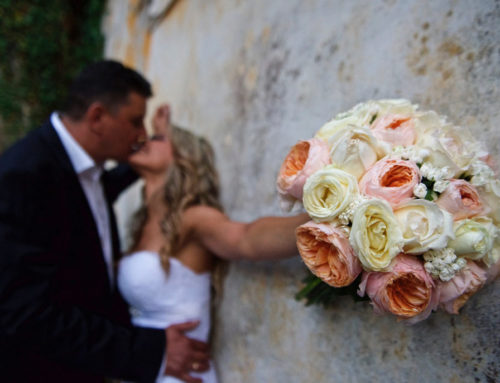 Summer Wedding in Corfu